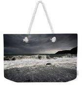 Storm Warning Weekender Tote Bag