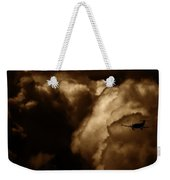 Dark Clouds Weekender Tote Bag