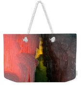 Dark Entrance Weekender Tote Bag