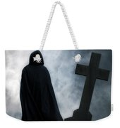 Dark Figure Weekender Tote Bag by Joana Kruse