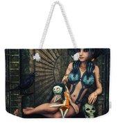 Dark Girl Weekender Tote Bag