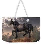 Dark Horse Weekender Tote Bag