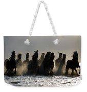 Dark Horses Weekender Tote Bag
