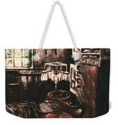 Dark Kitchen Weekender Tote Bag