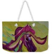 Dark Orchid Weekender Tote Bag