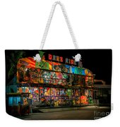 Dark Ride Weekender Tote Bag