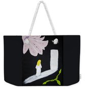Dark Room Weekender Tote Bag by Melissa Dawn