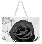 Dark Rose Sq Weekender Tote Bag