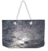 Dark Skyline Weekender Tote Bag