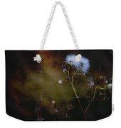 Dark Thistle Weekender Tote Bag
