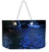 Dark Water Weekender Tote Bag