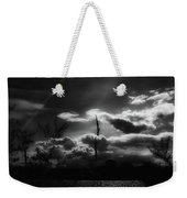 Darkest Before The Dawn Weekender Tote Bag