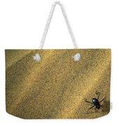 Darkling Beetle Collecting Dew Weekender Tote Bag