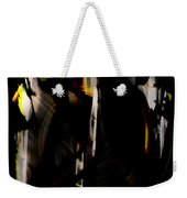 Darkness Comes To Us All Weekender Tote Bag