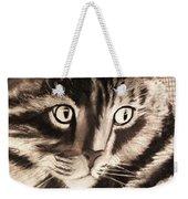 Darling Cat Weekender Tote Bag