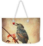 Darling Starling Weekender Tote Bag