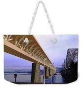 Darnitsky Bridge Weekender Tote Bag