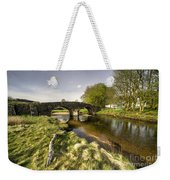 Dartmoor Bridge  Weekender Tote Bag
