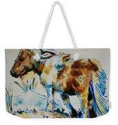 Dartmoor Pony Weekender Tote Bag