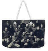 Dartmouth Football Team 1901 Weekender Tote Bag by Edward Fielding