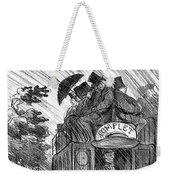 Bus, 1856 Weekender Tote Bag