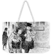 January, 1850 Weekender Tote Bag
