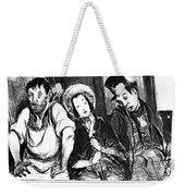 Daumier Omnibus, 1841 Weekender Tote Bag
