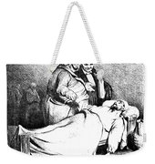 Daumier: Republican, 1834 Weekender Tote Bag
