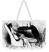 Daumier: The Hypnotist Weekender Tote Bag