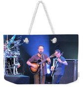 Dave And Stefan Weekender Tote Bag