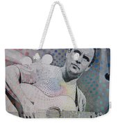 Dave Matthews All The Colors Mix Together Weekender Tote Bag