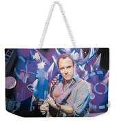 Dave Matthews And 2007 Lights Weekender Tote Bag