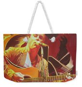 Dave Matthews At Vegoose Weekender Tote Bag