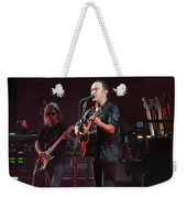 Dave Matthews Live Weekender Tote Bag