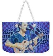 Dave Matthews Pop-op Series Weekender Tote Bag