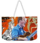 Dave Matthews The Last Stop Weekender Tote Bag by Joshua Morton