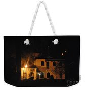 Davenport At Night Weekender Tote Bag
