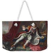 David As Richard IIi, Illustration Weekender Tote Bag