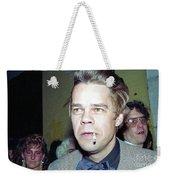 David Johansen 1988 Weekender Tote Bag