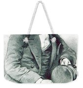 David Livingstone, Scottish Explorer Weekender Tote Bag