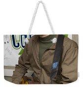David Lowery Of Cracker Weekender Tote Bag