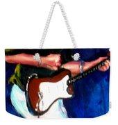 David On Guitar Weekender Tote Bag