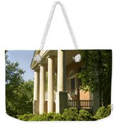 Davidson College Eumenean Hall Weekender Tote Bag