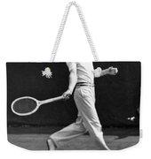 Davis Cup Play Weekender Tote Bag