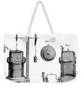 Davy: Gas Machine, 1800 Weekender Tote Bag