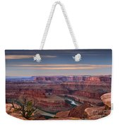 Dawn At Dead Horse Point Weekender Tote Bag