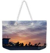 Dawn At Venice Beach Weekender Tote Bag