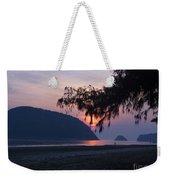 Dawn By The Sea Weekender Tote Bag