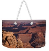Dawn In The Grand Canyon Weekender Tote Bag