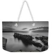 Dawn Of A New Day Bw Weekender Tote Bag